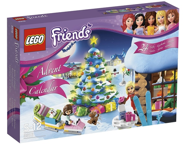 LEGO Friends 3316 Advent Calendar