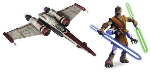 LEGO Star Wars 2013 : Pong Krell & Clone Z-95 Starfighter ?