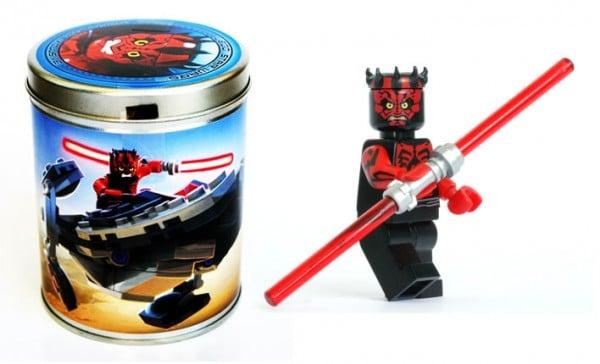 SDCC 2012 - LEGO Star Wars Exclusive Darth Maul Mini Infiltrator