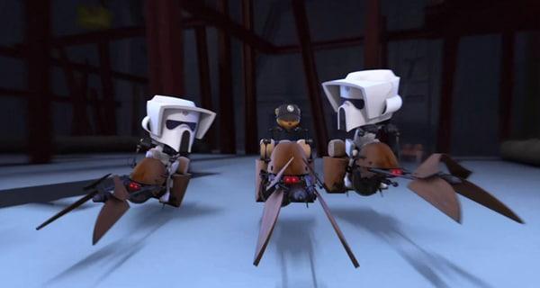 Star Wars Celebration VI : Star Wars Detours