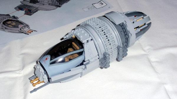 10227 UCS B-Wing Review par Cavegod