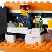 LEGO Creator Expert Series 10233 Horizon Express