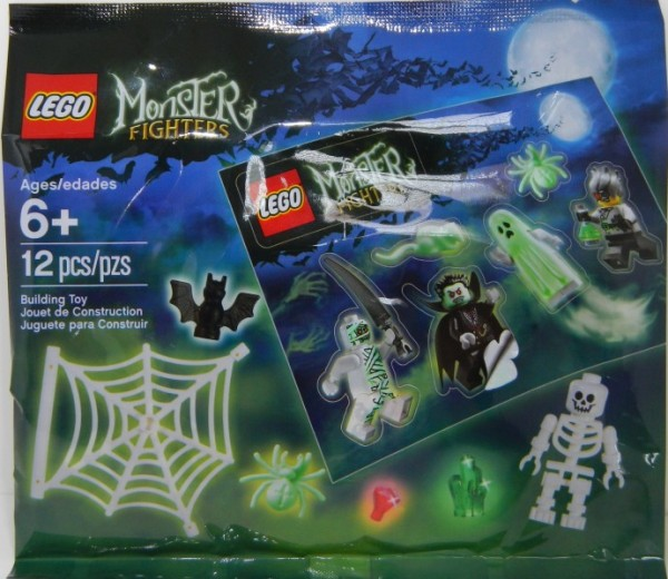 5000644 Monster Fighters Polybag