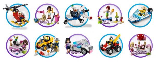 Het Laatste Nieuws - LEGO Polybags Promotion