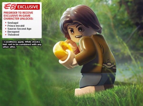 LEGO Lord of the Rings Bonus