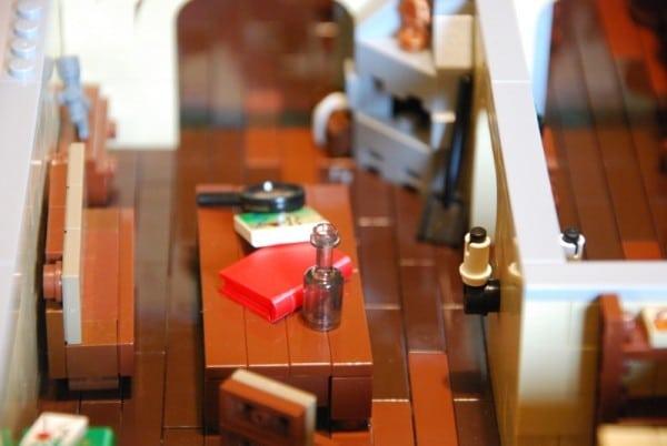 Hobbiton : A long expected party par Legopard