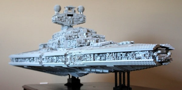 Class II Imperial Star Destroyer par ISDIronClaw