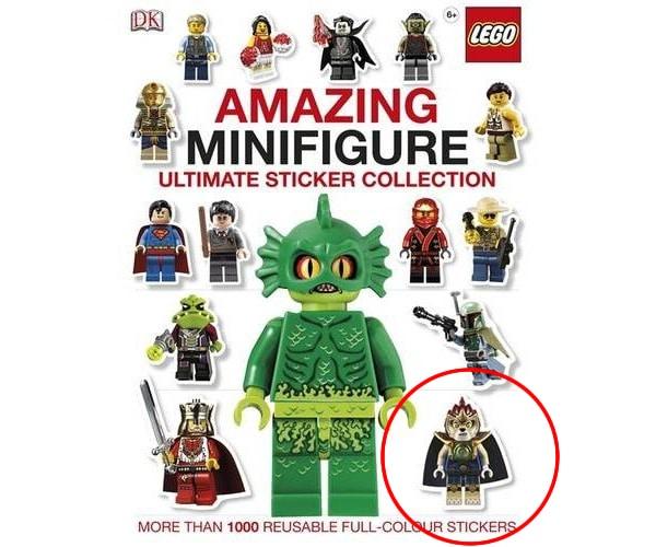 LEGO® Amazing Minifigure Ultimate Sticker Collection - DK Publishing