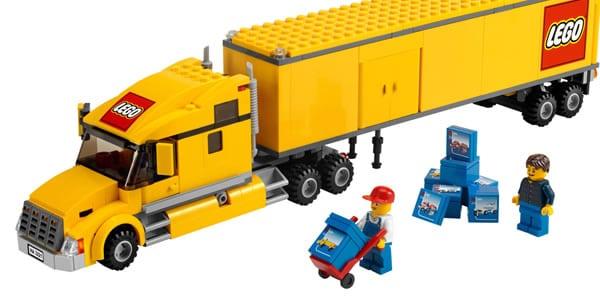 3221 LEGO® City Truck