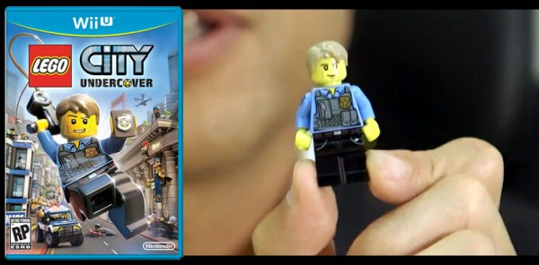LEGO City Undercover : Chase McCain Exclusive Minifig