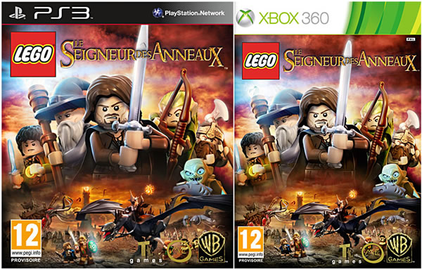 LEGO Lord of the Rings Video Game - Bonus Characters Pack 2