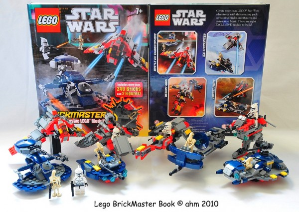 LEGO Star Wars BrickMaster - Photo par KatanaZ