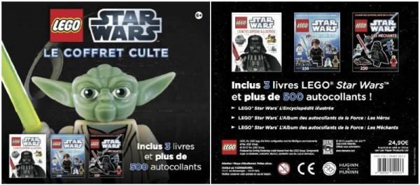 LEGO Star Wars Le Coffret Culte
