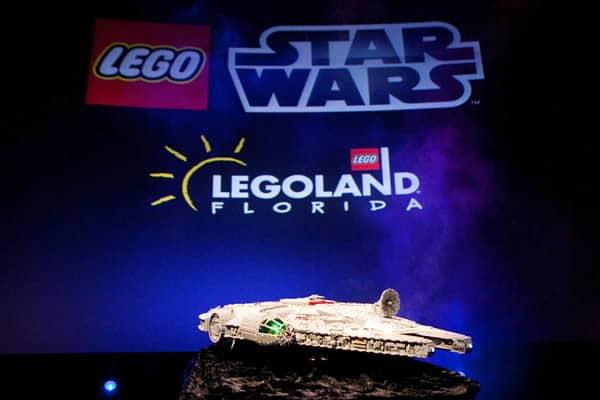 LEGOland FLorida - Miniland Star Wars