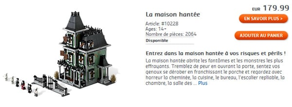 10228 Haunted House @ Shop@Home FR