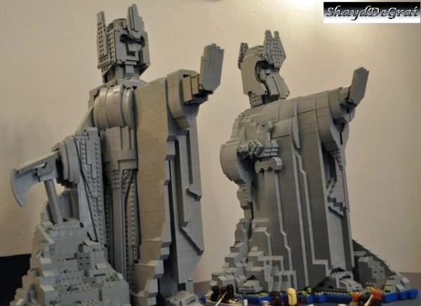 The Pillars of the Kings par ShaydDeGrai