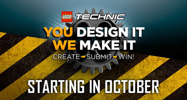 LEGO Technic Challenge Competition 2012