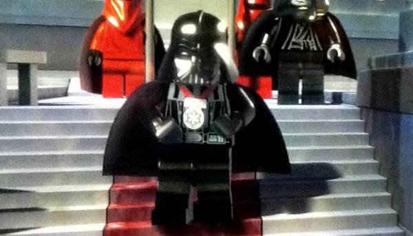 The Empire Strikes Out : Celebration Vader ?