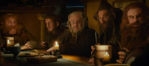 The Hobbit : An Unexpected Journey Trailer