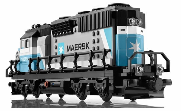 10219 Maersk Train