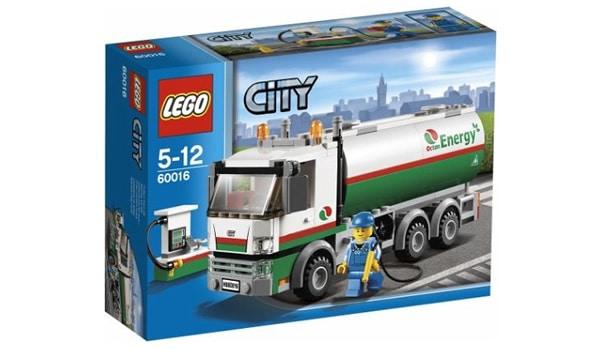 LEGO City 2013 - 60016 Tank Truck