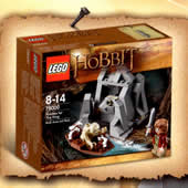 LEGO The Hobbit : 79000 Riddles for the Ring