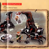 LEGO The Hobbit : 79001 Escape from Mirkwood Spiders