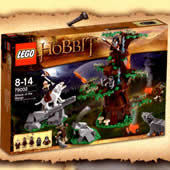 LEGO The Hobbit : 79002 Attack of the Wargs