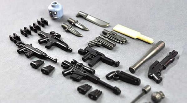 Brickarms