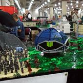 New York Comic Con 2012 - I LUG NY