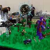 New York Comic Con 2012 - I LUG NY