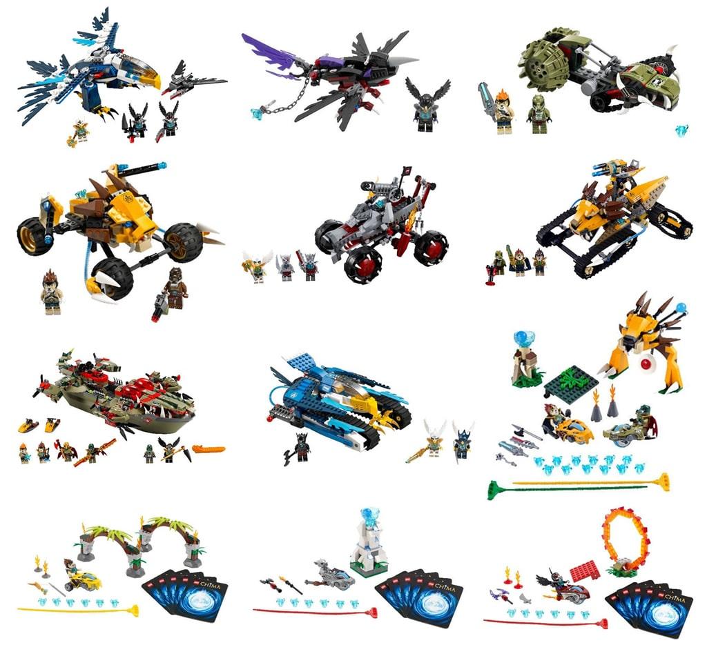 Comment dessiner des lego chima - Image de lego chima ...