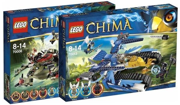 Legends of Chima 2013