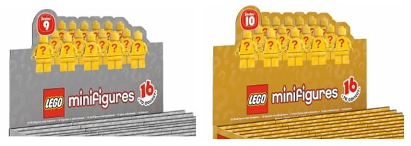 LEGO Minifigures Series 9 & 10