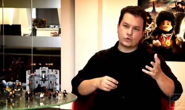 LEGO Lord of the Rings Dev Diary #2
