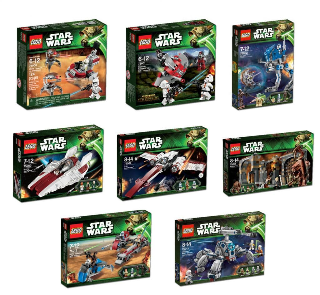 Lego Star Wars 2013 Premires Images Enfin Hoth Bricks