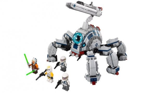 LEGO Star Wars 75013 - Umbaran MHC (Mobile Heavy Cannon)