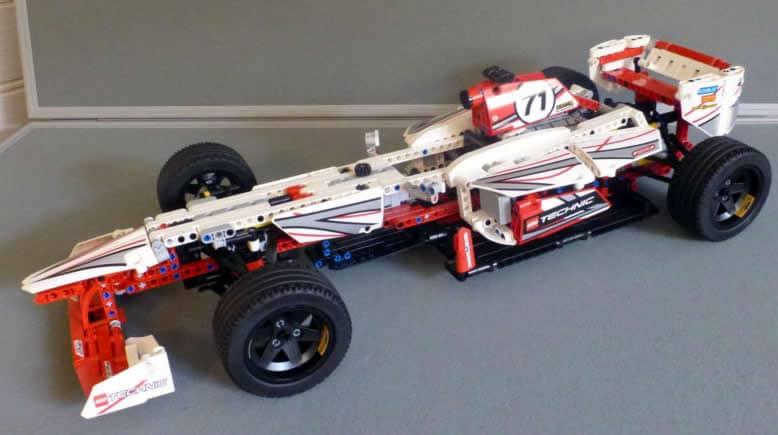 Une Formule 1 Lego Technic Prevue Pour 2013 Deja Sur Ebay Hoth