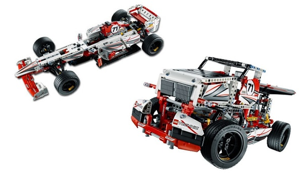 LEGO Technic 2013 - 42000 Grand Prix Racer