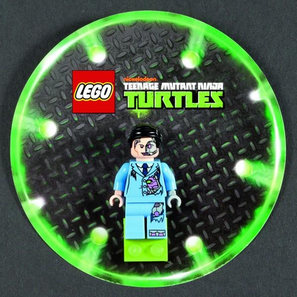 New York Comic Con 2012 : Ninja Turtle Krang Android Exclusive Minifig
