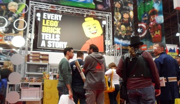 New York Comic Con 2012 - LEGO Store