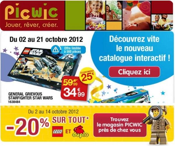 Lego discount coupon