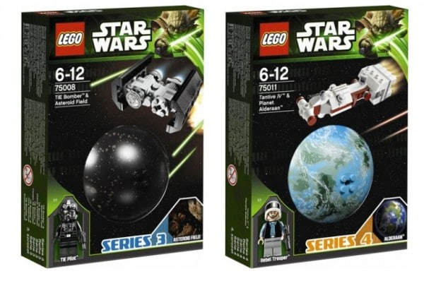 LEGO Star Wars Planet Series 2013