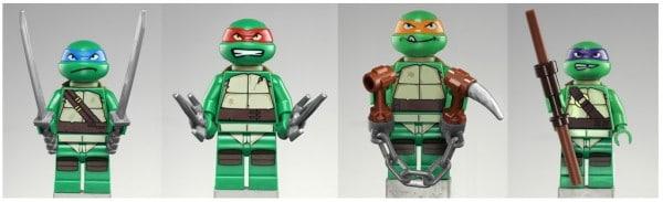 New York Comic Con 2012 : Teenage Mutant Ninja Turtles