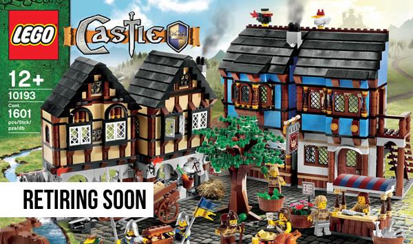 Retiring soon : Les sets qui vont sortir du catalogue LEGO