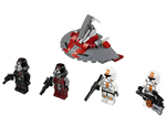 75001 - Republic Troopers vs Sith Troopers Battle Pack