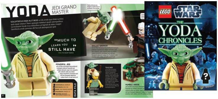Livres lego hoth bricks - Maitre yoda lego ...