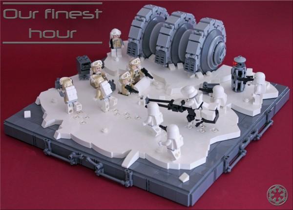 The Empire's Finest Hour par I Scream Clone