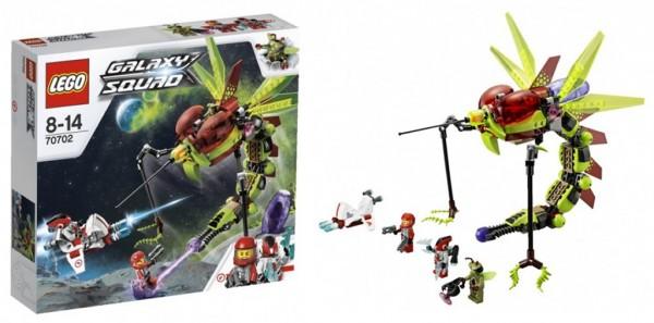 LEGO Galaxy Squad 70702 Warp Stinger