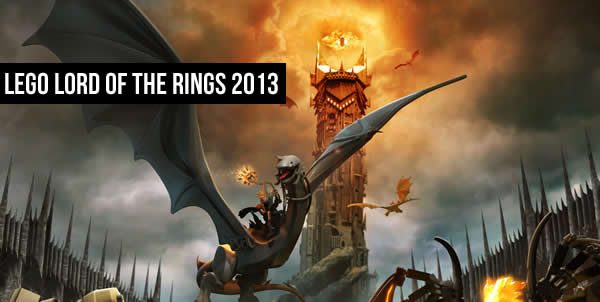 LEGO Lord of the Rings 2013
